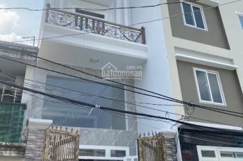 Bán nhà 1 trệt lửng 2 lầu, 4x18m, giá 4.1 tỷ, Đường 5m Dương Thị Mười, P. TTH, Q12. LH: 0933805479