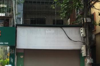 Chính chủ cần cho thuê nhà 3 tầng mặt phố Hoàng Văn Thái, MT: 5m, DT: 95m2, 25tr/th. LH: 0971413202