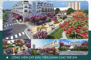Nhà phố An Dương Vương, Bình Tân. Hotline 0909396012