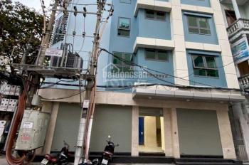 Cho thuê nhà mặt phố xây mới đẹp 60m2 x 2 tầng, căn góc 2 mặt tiền, vỉa hè rộng