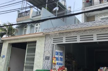 Nhà mặt tiền đường Hiệp Thành 06, gần chợ Hiệp Thành song song với Nguyễn Ảnh Thủ, Quận 12