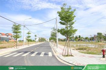 Đất nền Quốc Lộ 1A chỉ 12.5 tr/m2 đô thị Điện Thắng - Green Home ngay trạm thu phí Điện Bàn