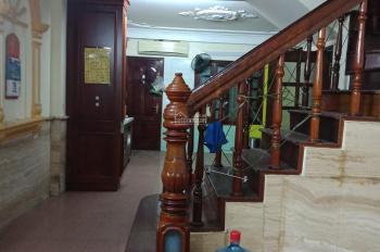 Cho thuê nhà phố Chùa Láng, 75m2, 5 tầng