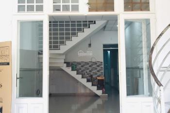 Cho thuê nhà nguyên căn mặt tiền số 2 đường Dân Chủ, Phường Tân Thành, Quận Tân Phú, 4x20m 1 lầu