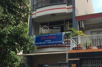 Bán nhà mặt tiền đường Trần Thủ Độ, 4mx19m, giá 8.5 tỷ, nhà đúc 3.5 tấm, P. Phú Thạnh, Q. Tân Phú