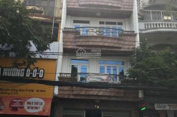 Cho thuê nhà MT đường Nguyễn Hồng Đào, P. 14, Tân Bình. Diện tích: 5.5x14m 1 trệt 3 lầu