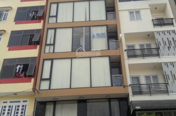 Cho thuê nhà mặt tiền đường C18, Phường 12, Tân Bình 5x20m, trệt 3 lầu 6P, ST. Giá 50 Triệu