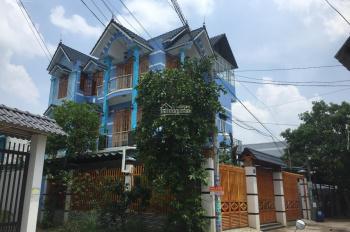 Bán nhà 2 lầu tuyệt đẹp + 8 phòng trọ, gần đường Song Hành