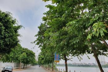 Bán nhà Thạch Bàn, biệt thự liền kề, 65m2, MT 6m, 4 tầng, view hồ, vỉa hè, LH 0986055225