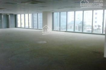 Cho thuê mặt bằng, văn phòng 500 m2 - 1.500 m2 tại phố Nguyễn Chí Thanh giá chỉ 280 nghìn/m2/th