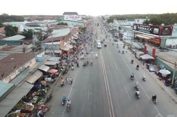 Đất nền khu nhà ở thương mại chợ Nhật Huy