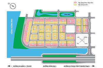 Chính chủ cần bán đất nền dự án King Bay, Nhơn Trạch, LH: 0961382151