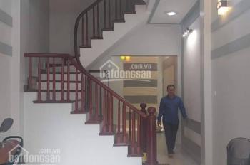 Cho thuê nhà ngõ 19 Trần Quang Diệu, DT 56m2 x 5 tầng, ngõ to ô tô đỗ cửa, giá 18 tr/tháng