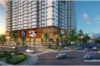 Shop thương mại 1 trệt 1 lầu Grand Center Quy Nhơn 120m2 giá chỉ 6 tỷ 4 mặt tiền đường 0968687800