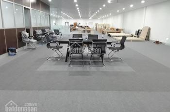Cho thuê văn phòng 100m2 phố Bà Triệu, sàn siêu đẹp, điều hòa âm trần, giá siêu rẻ, 18tr/th
