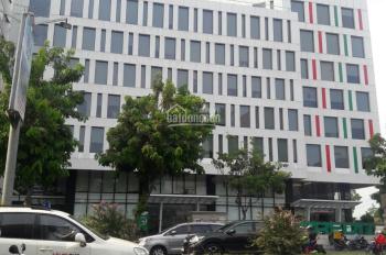Cho thuê tòa nhà văn phòng mặt tiền Trường Chinh, P14, Tân Bình 9x30m DTS 4000m2 2 hầm 10 lầu