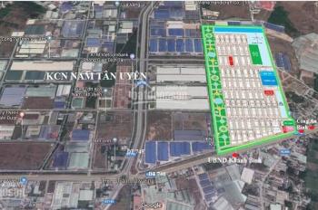 Đất cho nhà đầu tư TX. Tân Uyên, gần KCN lớn Nam Tân Uyên, mặt tiền Tỉnh Lộ 746. LH 0817 351 258