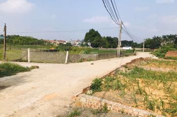 Chính chủ cần bán gấp lô đất cạnh khu công nghệ cao Hòa Lạc, giá chỉ từ 7,8tr/m2
