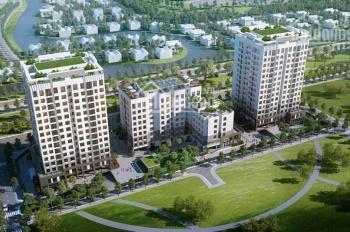 Nhận nhà ở ngay, sổ hồng trao tay căn hộ view biệt thự Vinhomes tại Valencia Garden, 2PN/ 1,5 tỷ