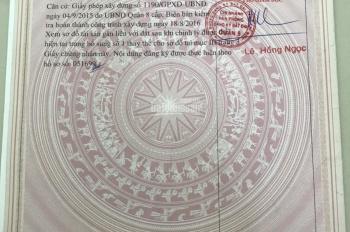Bán nhà 2753/11 Phạm Thế Hiển, P. 7, Q. 8-Chính Chủ