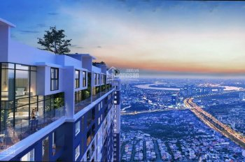 Căn hộ công nghệ 4.0 rộng 94m2 3PN 2WC, đ/d tòa nhà Becamex IDC