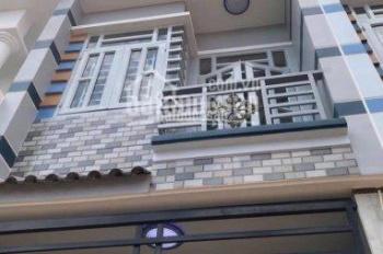 Bán nhà rẻ nhất khu vực Quận Bình Tân giá chỉ 1,53 tỷ