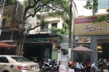 Cho thuê nhà riêng phố Lạc Trung, 80m2x4 tầng, MT 7m, giá 20tr, tầng chia 2 phòng, WC giữa.