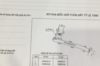 Đất giá rẻ thôn Cổ Dương cần bán đường 2,5m ngõ cụt giá 790 triệu. LH: 0818250790