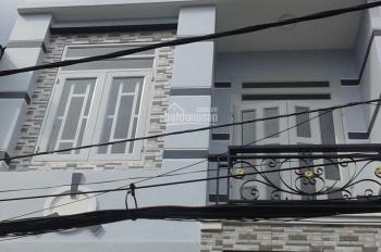 Nhà phố mới xây trệt, 2 lầu, sân thượng cách MT Phạm Văn Chí 20m gần UBND Q6