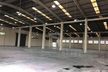 Kho, xưởng diện tích đa dạng 100m2 - 500m2 - 1000m2 - 2000m2 (Tân Phú)