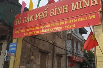 Chuyển công tác bán gấp biệt thự 3 tầng TDP Bình Minh, Trâu Quỳ, cách QL5 20m