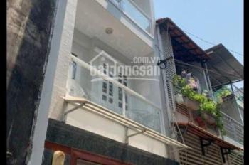 Bán nhà hẻm 539 Lũy Bán Bích, P Phú Thạnh, Q TP. DT: 4m x 8m trệt, 2 lầu + ST, giá 4,3 tỷ