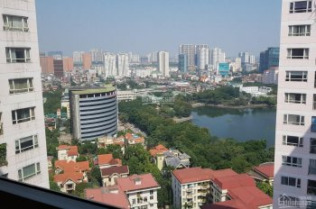 Bán căn chung cư Thăng Long Yên Hòa, 33 Mạc Thái Tổ cạnh trường Nguyễn Siêu 68m2 2PN 1WC full đồ