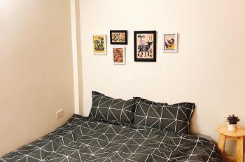 Cho thuê nhà riêng 5 tầng 3 phòng nhỏ khép kín đủ đồ Hàm Long, giá siêu rẻ 7tr/ tháng