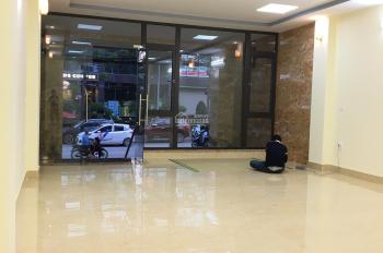 Bán nhà mặt phố Trung Yên, Cầu Giấy, 120m2 x 9T, thang máy, xây mới, NT 5 sao, cho thuê tốt, 43.5tỷ