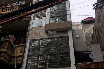 Cho thuê nhà mặt phố Khương Thượng, Đống Đa, DT 40m2 x 5T giá thỏa thuận