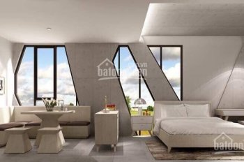 Cho thuê tòa căn hộ dịch vụ MT Cô Bắc, Q1. DT 13 x 15m 5 lầu tổng 12P full nội thất, giá 60tr