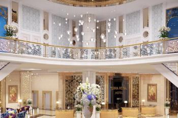 Bán căn hộ Terra Royal, Q 3, lầu trung, 58m2, 2PN, giá 5 tỷ. LH: 0933.722.272 Kiểm