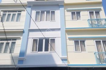 Nhà mới đường Bàu Cát 1, diện tích 4x18m, 1 trệt 2 lầu, sân thượng!