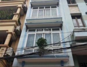 Cho thuê nhà ngõ Chùa Láng, Đống Đa, DT 65m2, 5 tầng, MT 5m, giá 18tr/th
