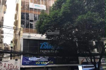 Cho thuê nhà mặt tiền Cao Thắng, Q10, gần chung cư cao cấp Charmington La Pointe, 8,2x16m, 5 tầng