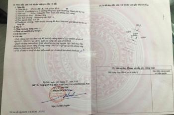 Gia đình cần tiền trả nợ nên bán gấp lô đất DV Đồng Mai