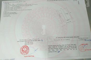Mặt tiền Lập Thành cần bán (10x23), giá 2,5 tỷ, LH: 0976.047.139