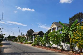 Bán đất xây biệt thự, xây kho mặt tiền đường An Thạnh 24, Thành phố Thuận An, 2333m2 thổ cư 373m2
