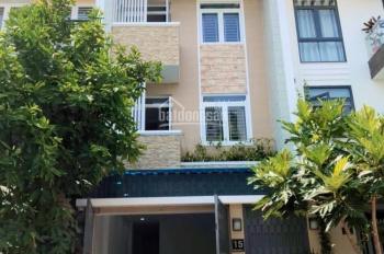 Cho thuê nhà phố nguyên căn khu dân cư 13E Intresco Phong Phú, Bình Chánh, đối diện KDC 13B Conic