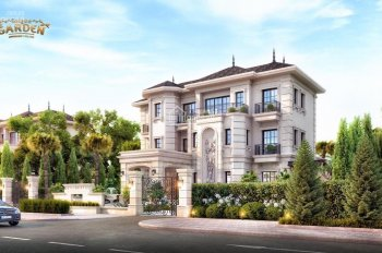 Bán đất nền biệt thự Sài Gòn Garden Villa Riverside Quận 9 giá chỉ 14 triệu/1m2, LH: 0919846707