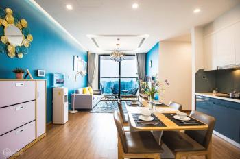 Cho thuê căn hộ 219 Trung Kính 2 phòng ngủ có đồ, không đồ. Giá từ 11tr/tháng