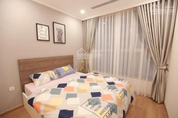Cực rẻ, cho thuê căn hộ 17T10 Nguyễn Thị Định, 2 ngủ 80m2, full đầy đủ đồ 9.5 tr/th. 0969029655