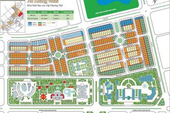 Bán biệt thự song lập L12 An Khang, khu đô thị Nam Cường, quận Hà Đông