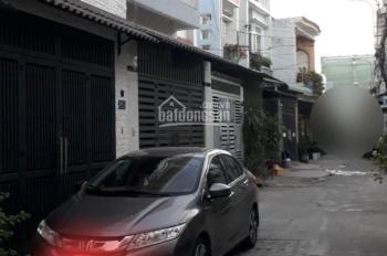 Nhà cần bán hẻm Đông Hưng Thuận 17, phường ĐHT, Quận 12, DT: 4 x 20m cấp 4, giá 3,78 tỷ